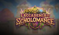 Hearthstone - Arriva l'Accademia di Scholomance