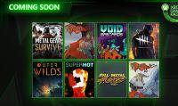 Xbox Game Pass: in aggiunta otto giochi tra cui Metal Gear Survive