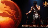 Mortal Kombat 11 Aftermath - Il nuovo trailer anticipa il ritorno a grande richiesta delle Friendships