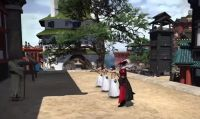 Final Fantasy XIV: Stormblood - Due video gameplay ci portano a spasso per varie ambientazioni