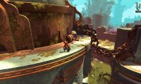 Hob: The Definitive Edition ora disponibile su Nintendo Switch