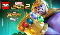 LEGO Marvel Super Heroes 2 Marvel's Avengers Infinity War DLC Pack annunciato