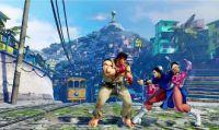 Svelato il livello 'Brazil' di Street Fighter V