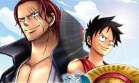 One Piece: Romance Dawn 3DS - cover giapponese