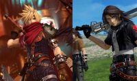 Dissidia Final Fantasy NT - I nuovi costumi per Cloud e Squall arrivano da Final Fantasy
