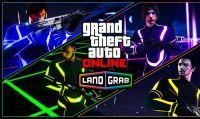 Ecco la modalità Guerra Territoriale di GTA Online