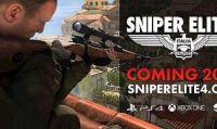 Sniper Elite 4 - Un filmato ci mostra la pre-alpha del game