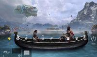 Indizi sul sequel di God of War nel tema dinamico che ne festeggia il primo anniversario