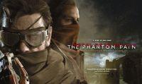 Metal Gear Solid V: TPP - Altri V Log ed ecco lo Spot Italiano