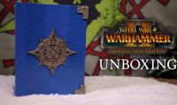 Total War: Warhammer 2 - Ecco il video unboxing della Serpent God Edition
