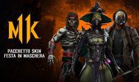 Mortal Kombat 11 - Annunciato l'evento di Halloween
