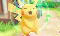 Pokemon: Let's Go Pikachu e Let's Go Eevee non richiederanno un abbonamento online per gli scambi