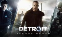 Detroit: Become Human spodesta God of War dalla cima delle classifiche inglesi