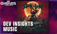 Marvel's Guardians of the Galaxy - Svelati tanti dettagli sulla musica del gioco