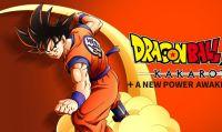 Dragon Ball Z Kakarot è disponibile su Nintendo Switch