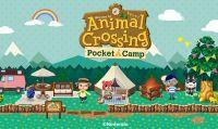 Animal Crossing: Pocket Camp disponibile in tutto il mondo dal 22 novembre