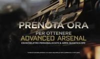 Bonus prenotazione di Call of Duty: Advanced Warfare