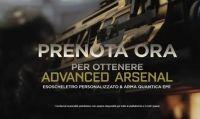 Bonus prenotazione di Call of Duty: Advanced Warfare