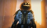 Destiny si traveste per Halloween
