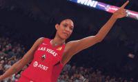 Anche le squadre femminili della WNBA saranno presenti in NBA 2K20