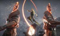 Limitazioni alla personalizzazione dei lottatori nelle partite classificate di Mortal Kombat 11