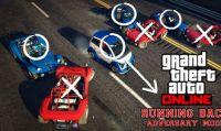GTA Online: disponibile la modalità 'Running Back'