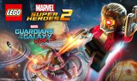 I Guardiani della Galassia arrivano su LEGO Marvel Super Heroes 2