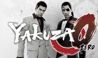 Yakuza 0 è disponibile - Trailer di lancio e info sull'espansione