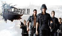 Final Fantasy XV – Ecco come sarebbe una sua versione per la prima PlayStation