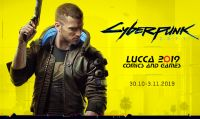 Cyberpunk 2077 sarà presente a Lucca Comics and Games