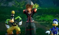 Kingdom Hearts III apre le porte Monsters & Co.