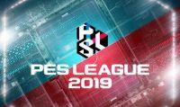 Konami dà il via alla PES League 2019