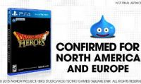 Dragon Quest Heroes per PS4 in Europa
