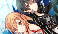 Sword Art Online: Hollow Fragment è ora disponibile!