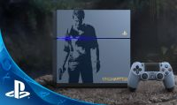 Uncharted 4 - Sony svela la PS4 Limited a tema