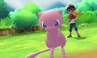 Svelate nuove funzioni di Pokémon Let's Go Pikachu e Eevee