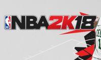 NBA 2K18 fa segnare il record di vendite per il franchise