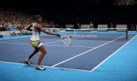 Tennis World Tour 2 - Svelate le competizioni ufficiali