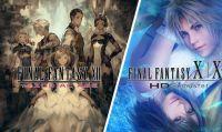 Disponibili i pre-order di Final Fantasy X/X-2 HD Remastered e Final Fantasy XII: The Zodiac Age per Xbox One e Nintendo Switch