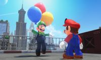 Nintendo annuncia l'arrivo di Luigi in Super Mario Odyssey