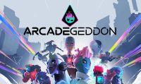 ARCADEGEDDON annuncia il programma alla Gamescom 2021