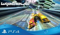 WipEout Omega Collection - Un video mostra la storia della saga