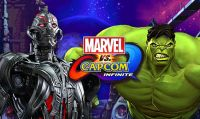 Compaiono online 5 minuti di gameplay di Marvel vs. Capcom: Infinite