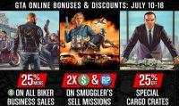 GTA Online - Nuovi Bonus e Ricompense per la Guest List
