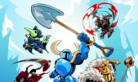 Brawlhalla dà il benvenuto al cross-over con Shovel Knight