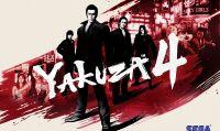 Yakuza 4 HD - Ecco il trailer di debutto del gioco