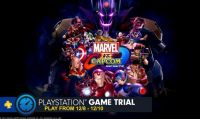 Weekend gratuito di Marvel vs Capcom Infinite per i membri PS Plus