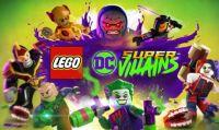 LEGO DC Super-Villains: Pacchetto Livello e Personaggi della serie animata Young Justice disponibile adesso
