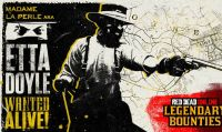 Red Dead Online - Etta Doyle: ricercata viva per una serie di rapine a treni e diligenze
