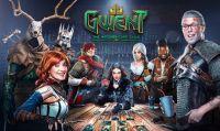 La Beta di Gwent: The Witcher Card Game  arriva su PS4